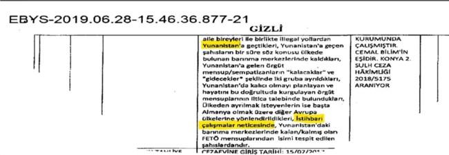 Αποκάλυψη: Οι τουρκικές μυστικές υπηρεσίες δρούν και στην Ελλάδα - Ψάχνουν εχθρούς του Ερντογάν