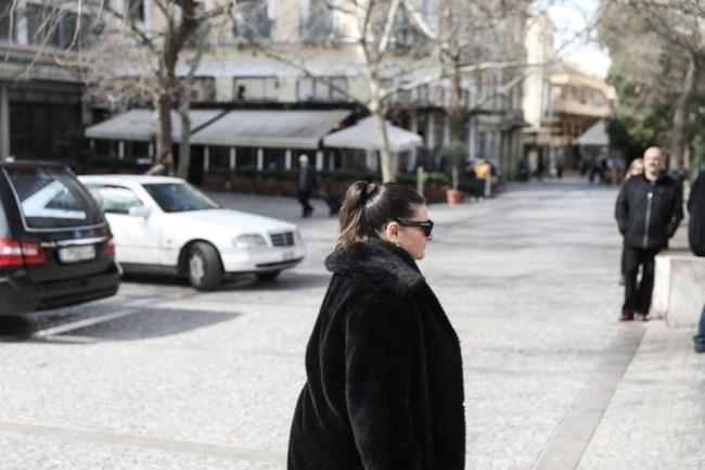 Θεοδώρα Βουτσά: Συγκλονισμένη στο λαϊκό προσκύνημα του πατέρα της