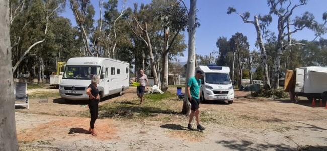 Δρέπανο Θεσπρωτίας: Σε καραντίνα μέσα σε κάμπινγκ 41 τουρίστες από την Ευρώπη