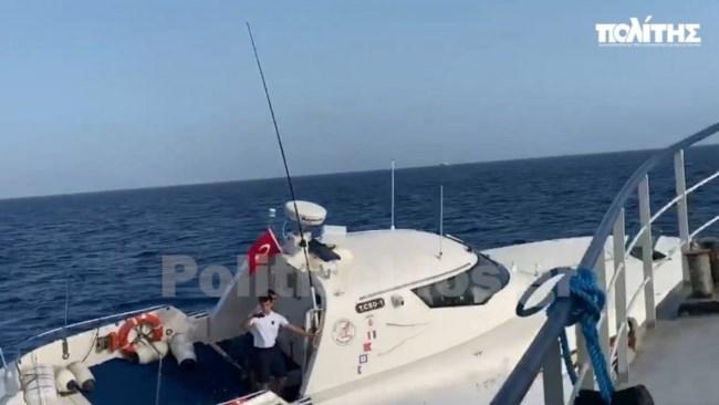 Μπαράζ τουρκικών παραβιάσεων στο Αιγαίο: Πέταξαν πάνω από 9 νησιά σε μιάμιση ώρα