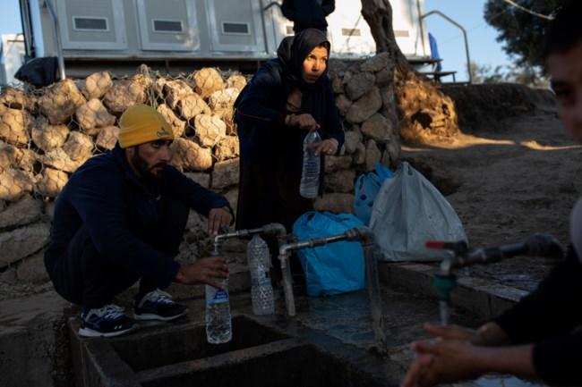 Μηταράκης : Με τροπολογία φεύγουν άμεσα από τα νησιά 2.000 πρόσφυγες