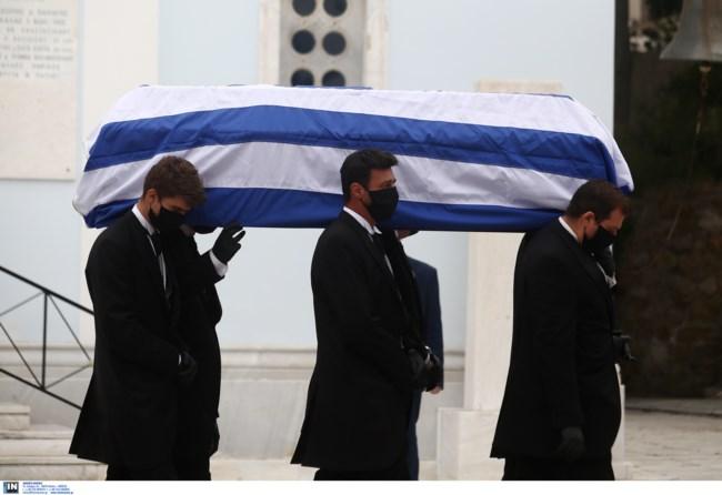 κηδεία Γλέζου