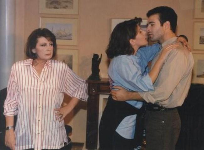 """Πέθανε η ηθοποιός Κατερίνα Ζιώγου, η """"Ντορίτα"""" της δημοφιλούς σειράς Ντόλτσε Βίτα"""