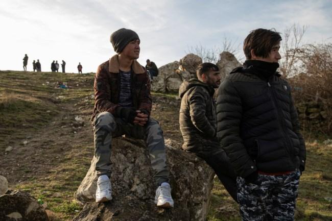 Bloomberg: Μετανάστες από το Αφγανιστάν και το Πακιστάν αυτοί που θέλουν να περάσουν στην Ελλάδα