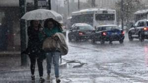 Cambiamenti meteorologici: temporali, nevicate in montagna e burrasche in arrivo da sud - foto 2