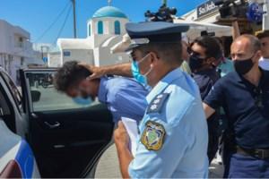 Φολέγανδρος: Ο 30χρονος έδειρε τη Γαρυφαλλιά, την έσυρε στα βράχια και την πέταξε ζωντανή στη θάλασσα - Σοκάρει ο ιατροδικαστής