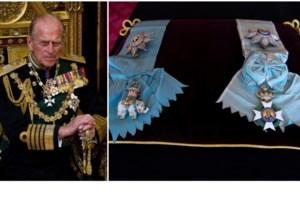 Η Βρετανία αποχαιρέτησε τον πρίγκιπα Φίλιππο - Η ελληνική σημαία σκέπαζε το φέρετρο [Εικόνες-Βίντεο] - εικόνα 13