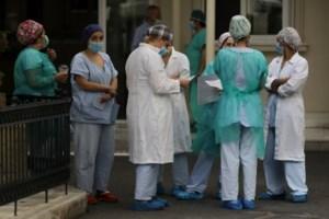 """Μητσοτάκης στις εθελόντριες νοσηλεύτριες: """"Σπίτι σας όλη η Ελλάδα - Σας είμαι βαθιά υπόχρεος"""" [Βίντεο]"""