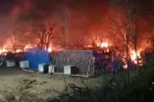 Παναγιωτόπουλος: Παραμένει ο κόκκινος συναγερμός στον Εβρο - Aντισηπτικά και μάσκες από τον στρατό