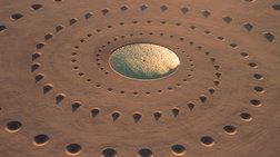 Desert Breath: Μια μεγαλειώδης εικαστική εγκατάσταση στην έρημο Σαχάρα