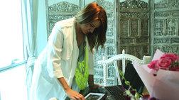 Μια Ελληνίδα σχεδιάστρια στο Ντουμπάι