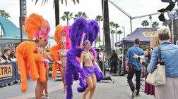 Η Μαρία Μενούνος έγινε... χορεύτρια στο Λας Βέγκας!