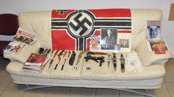 Συνελήφθη γιατρός-υμνητής του Χίτλερ στη Νέα Μηχανιώνα