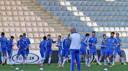 Σήμερα παίζει η Εθνικής Ελλάδος - Αντίπαλος της η Νότιος Κορέα