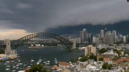 Μια τέλεια καταιγίδα στο Σίδνεϊ