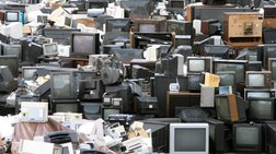 Κίνδυνος για το περιβάλλον τα ηλεκτρονικά απόβλητα