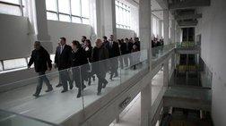 Το παρασκήνιο της επίσκεψης Μπαρόζο στο Μουσείο