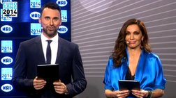 Πάνω οι ελληνικές σειρές, κάτω η Eurovision!