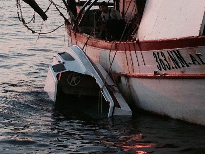 Μυτιλήνη : Επτά νεκροί μετανάστες και δύο αγνοούμενοι