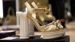 Οι Ελληνικοί κίονες στα παπούτσια των Dolce&Gabbana