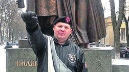 Ουκρανία : Δολοφoνήθηκε ο ακροδεξιός Αλεξάντρ Μουζίτσκο
