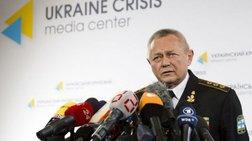 «Ξηλώθηκε» ο υπουργός Αμυνας της Ουκρανίας