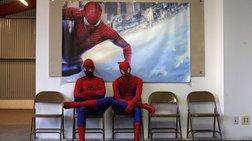 Επίδοξοι Spiderman σε δράση - Στα παρασκήνια της οντισιόν