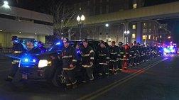 Δύο πυροσβέστες νεκροί και 13 τραυματίες από πυρκαγιά στη Βοστώνη