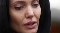 Το δάκρυ της Αντζελίνας Τζολί για τα θύματα σεξουαλικής βίας