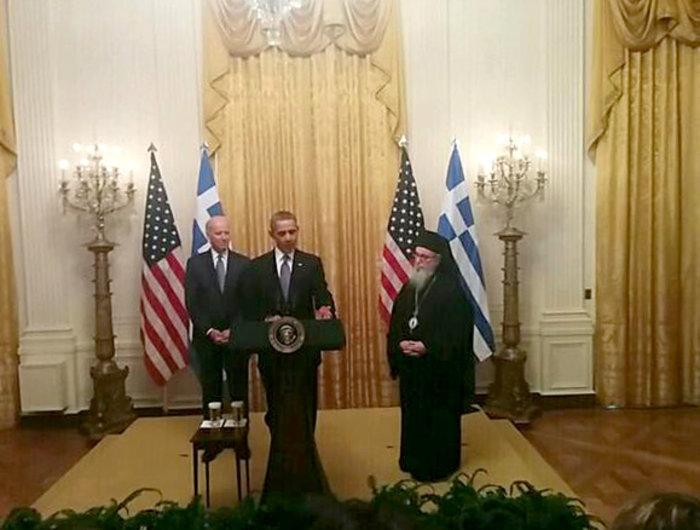 Ομπάμα: Για μία ημέρα, είμαστε όλοι Ελληνες