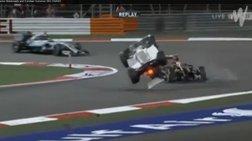 F1: H τρομακτική απογείωση του Γκουτίερεζ