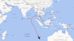 Boeing777: Εκανε κύκλο γύρω από την Ινδονησία
