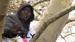 Χαστούκι στη Γερμανία από 25χρονη Σουδανή