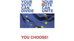 Η ψήφος σου μπορεί να διχάσει, η ψήφος σου μπορεί να ενώσει - Εσύ αποφασίζεις