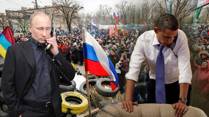 Ομπάμα-Πούτιν: Τους χωρίζει άβυσσος