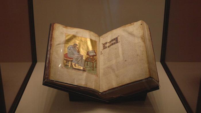 Εγκαινιάστηκε η έκθεση για το Βυζάντιο στο Μουσείο Γκετί