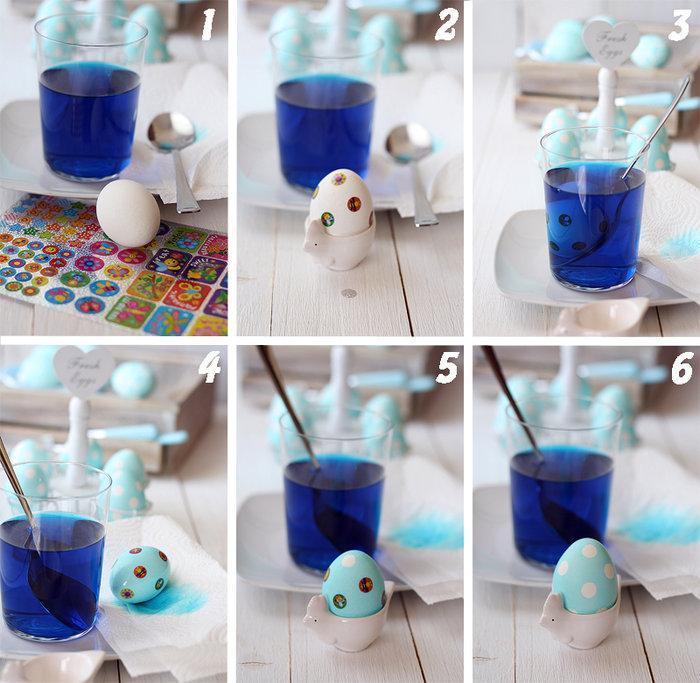 Πασχαλινά αβγά: Φέτος «βάψτε» τα αλλιώς! - εικόνα 6