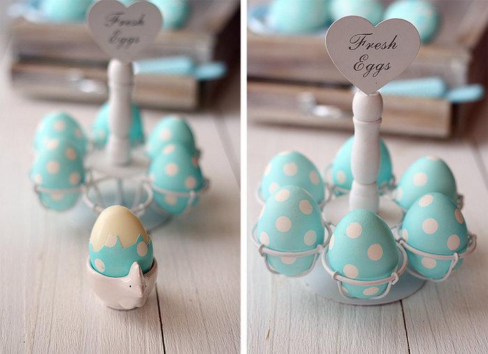 Πασχαλινά αβγά: Φέτος «βάψτε» τα αλλιώς! - εικόνα 7