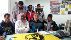 Μετανάστες καταγγέλουν βασανιστήρια στα κέντρα κράτησης