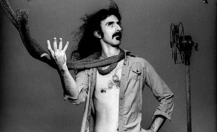 Zappa (Φρανκ Ζάππα) for ever