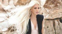 Η Ελληνίδα του γαλλικού The Voice σε ρόλο μοντέλου