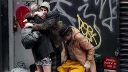 Κοινωνικό πείραμα: Οι άστεγοι γίνονται αόρατοι;