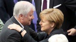 Ευρωσκεπτικιστές οι εταίροι της Μέρκελ για να μην χάσουν ψήφους