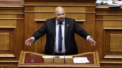 Νέο παραλήρημα Παναγιώταρου στη Βουλή
