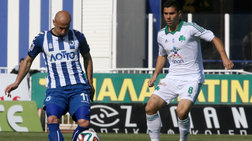 Ισοπαλία 1-1 στο Περιστέρι