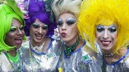 Στο gay parade του Σάο Πάολο