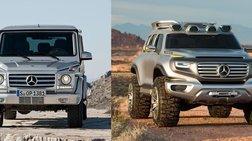 Το μελλοντικό Mercedes G θα είναι εντελώς Mad Max