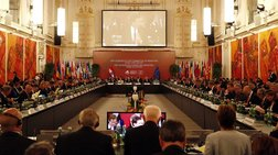 Διάλογος κωφών στη Βιέννη για την Ουκρανία