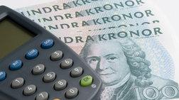 Βουλιάζουν στα χρέη τα Σουηδικά νοικοκυριά