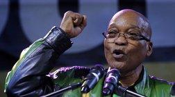 Τζέικομπ Ζούμα: Η νίκη του ANC αφιερωμένη στον Μαντέλα